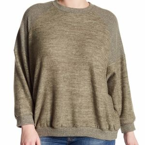 Melrose and Market Dolman Knit Top